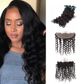 3 bundles hair with frontal (5)