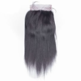 Brazilian hair lace closure