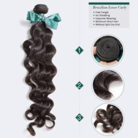 Cheap Brazilian Hair Bundles For Sale (3)