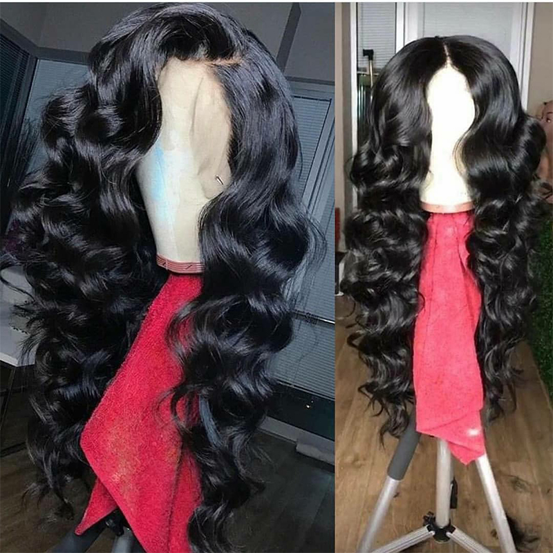 100 human hair wigs lace front