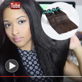 brazilian virgin hair mink straight