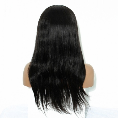 straight lace front wigs baby hair