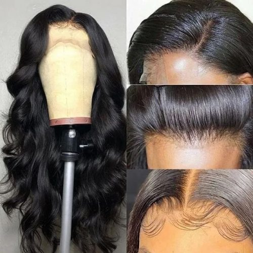 HD Closure Wig