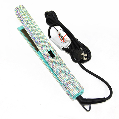diamond hair straightener