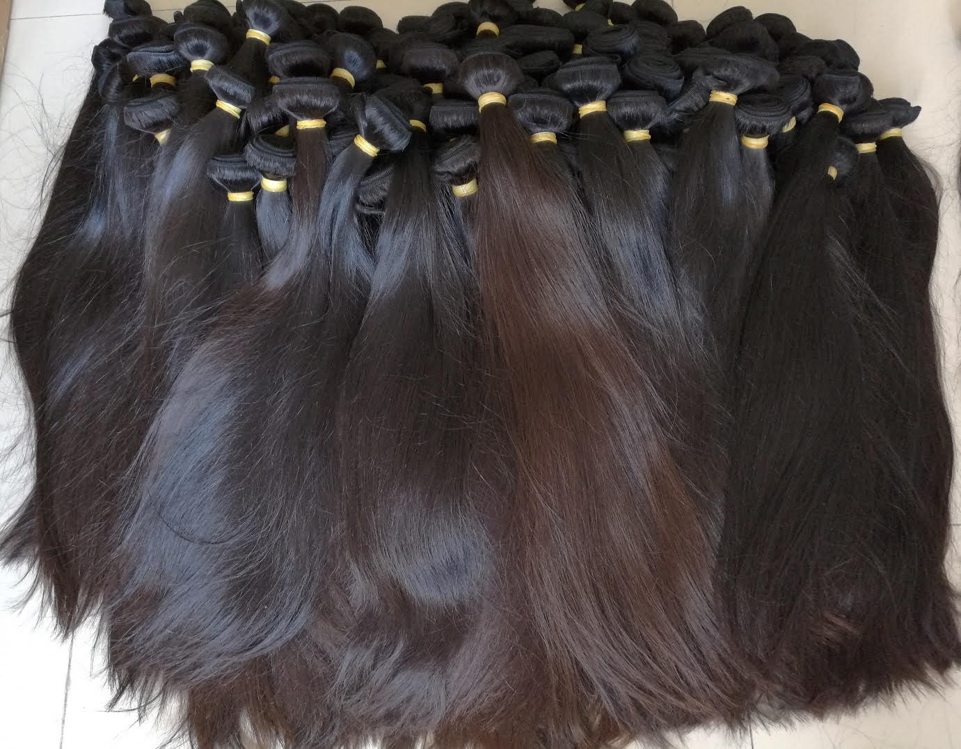 one donor hair