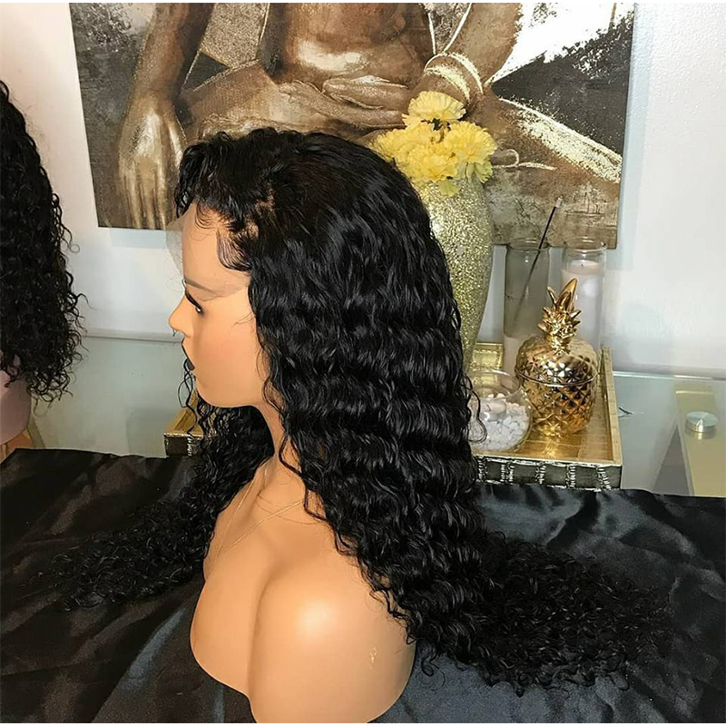 wet and wavy wigs
