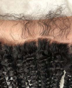 hd illusion lace frontal curly
