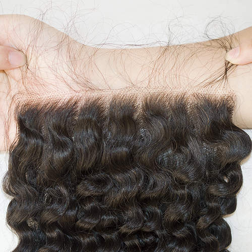 deep wave 6x6 HD closure