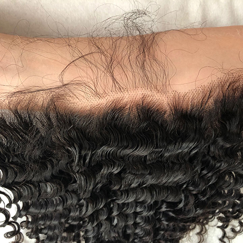 HD lace frontal 13x6 Deep wave