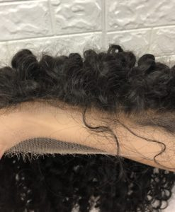HD Film Lace Frontal Wig
