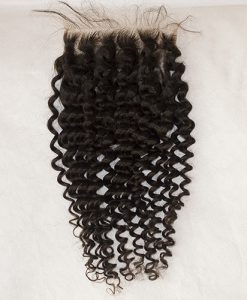 HD closure 7x7 deep wave